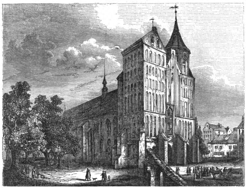 kafedralnyj-sobor-vo-vremena-kenigsberga-v-1844-godu