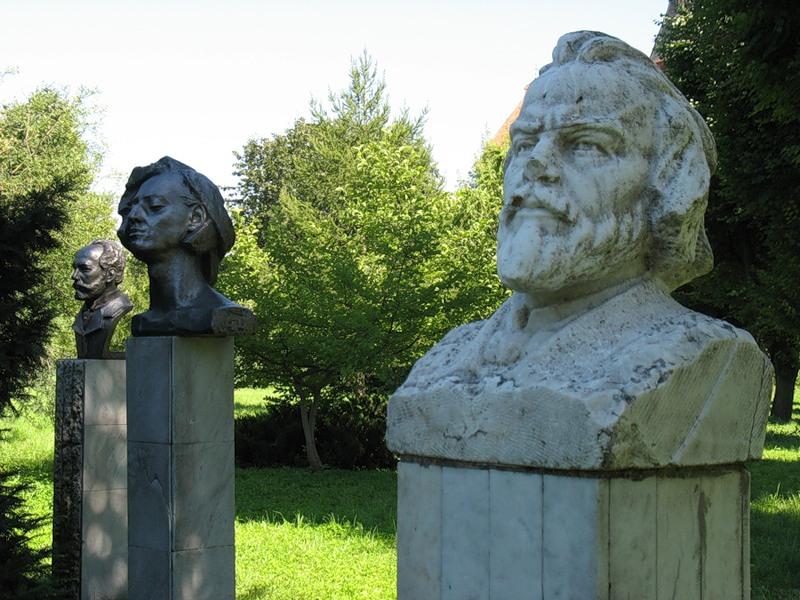 park-skulptur