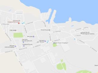 Поселок Прибрежный